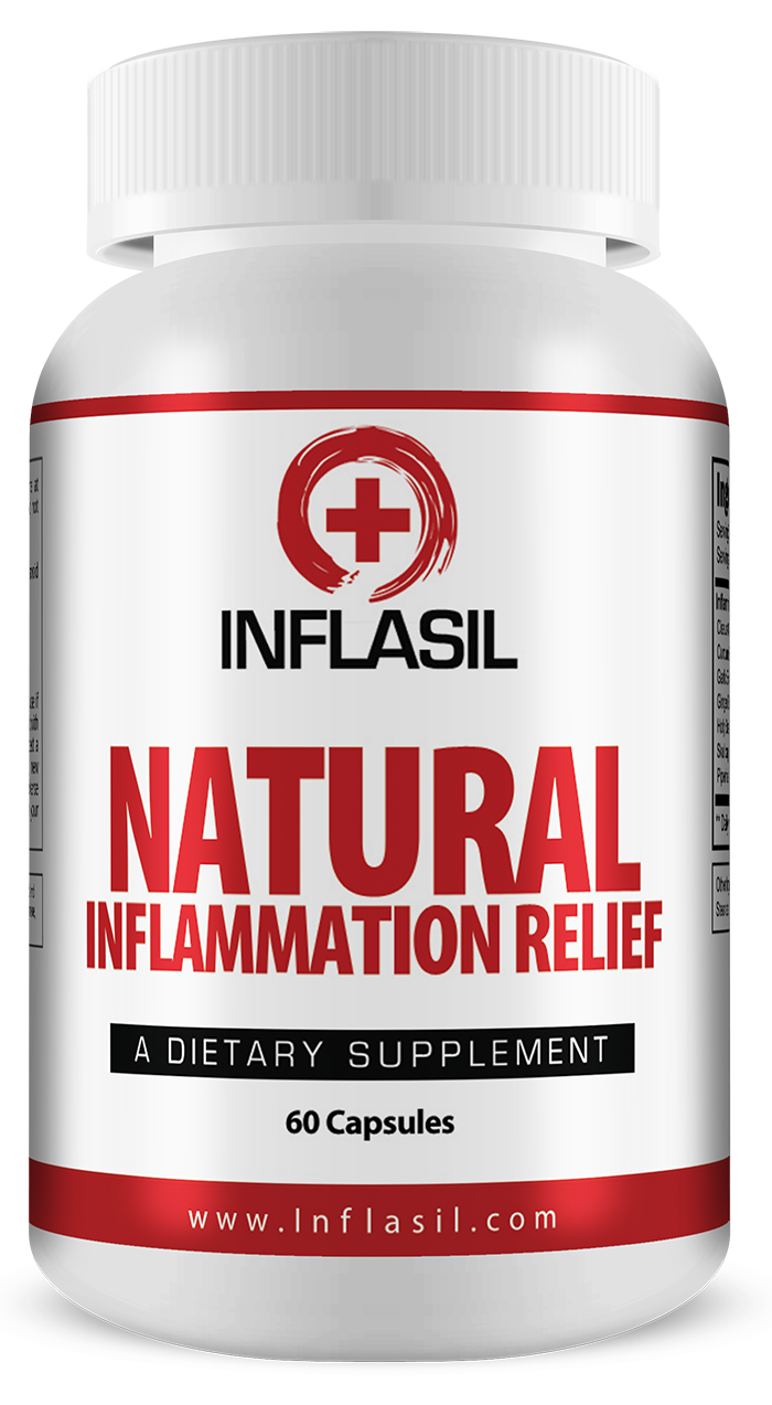 Inflasil - Natural Anti-Inflammation Support